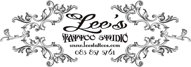 Lee's Tattoos Logo